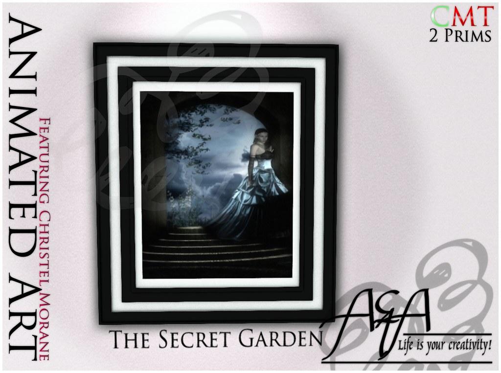 The Secret Garden - Animated Foot Scene Wiki