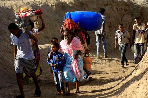 Эфиопия движется кгражданской войне
