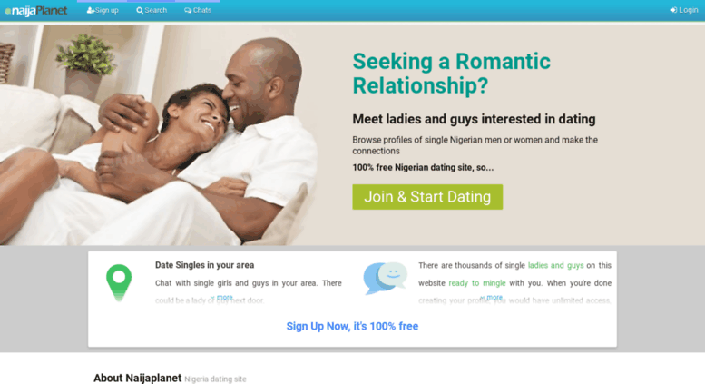 Online mobile dating sites in nigeria