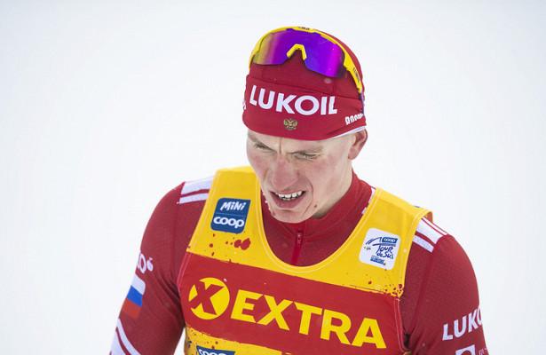 Большунов стал вторым вспринте напервом этапе «ТурдеСки»