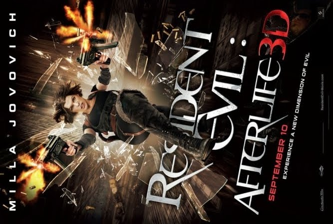Resident Evil: Afterlife (2010) - IMDb