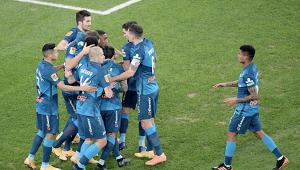 «Зенит» победил «Ригу» втоварищеском матче
