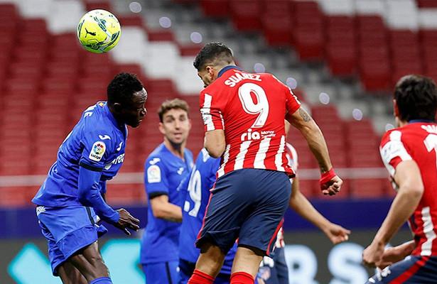 ГолСуареса принес «Атлетико» победу над«Хетафе»