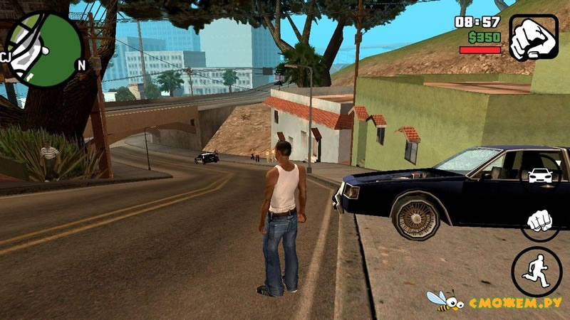 GTA San Andreas - Android Apk Game - Free Apk Apps