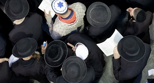 Евреи заявили о«теориях заговора» против нихиз-запандемии COVID