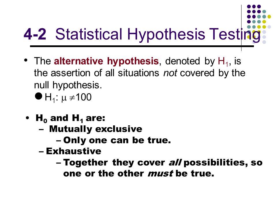 Hypothesis Testing Academic Essay – Write My