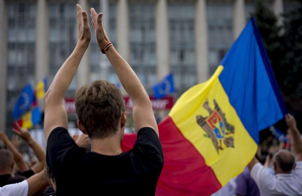 Жители Молдавии выступили против вступления страны вНАТО