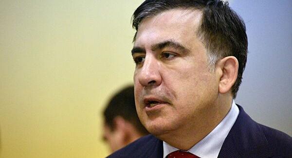 Саакашвили обвинил Россию в«ковид-агрессии»