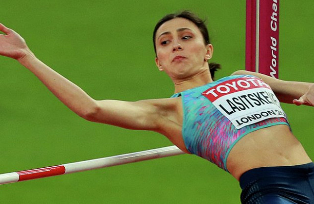 Ласицкене претендует название лучшей легкоатлетки Европы вмае