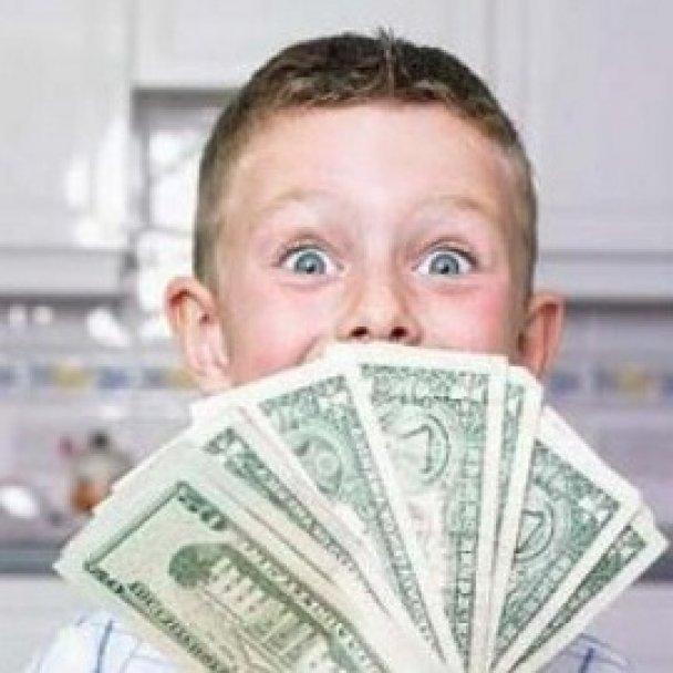 Как быстро заработать деньги а интернете школьнику
