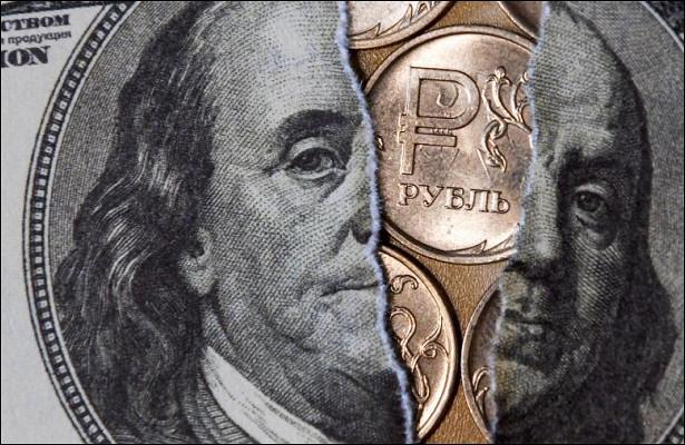 Экономист: рубль обвалится кконцу года