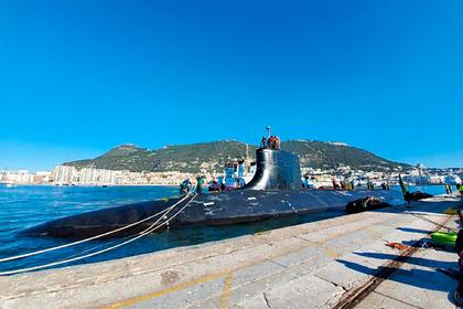 «Тихого охотника» ВМССШАзаметили вГибралтаре