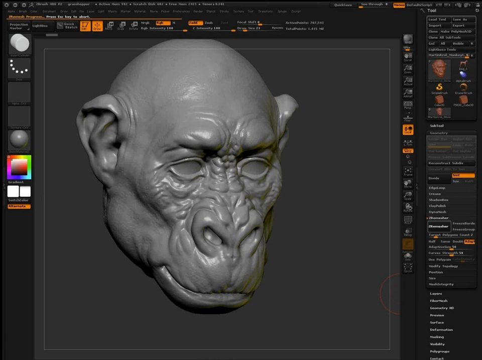 Indispensable ZBrush Resources - Lifewire