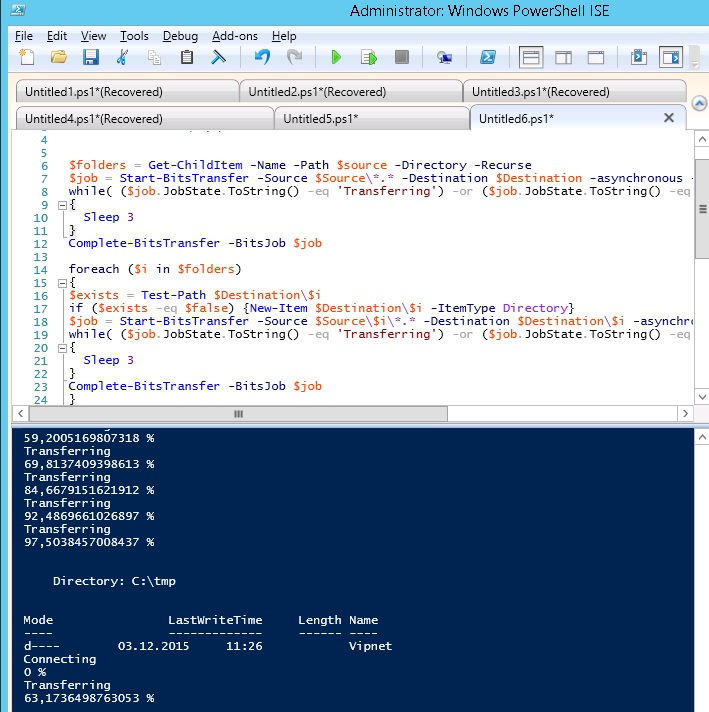 wnloading a file from SharePoint Online with PowerShell