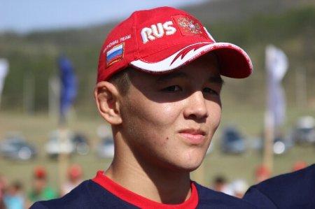 Федор Балтуев стал абсолютным победителем турнира побурятской национальной борьбе памяти Михаила Елбаскина