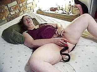 Hairy anal penis sex