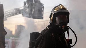 Больницу подмосковного Серпухова эвакуировали из-задыма