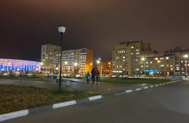 Уличное освещение проверили вКанавинском районе