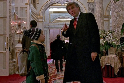 Стало известно, какТрамп смог сняться вфильме «Один дома 2»