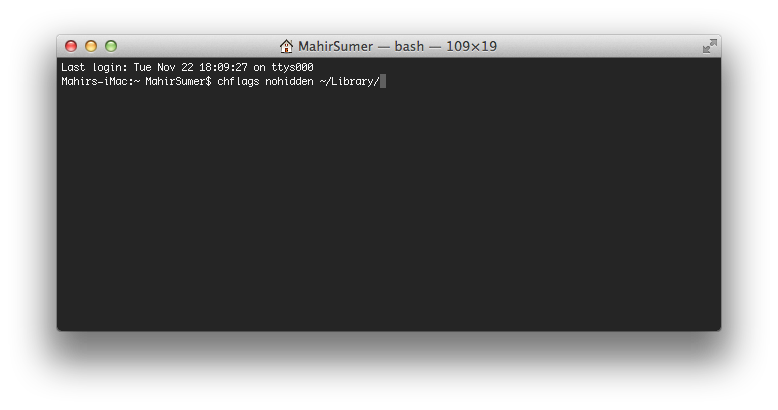 OS X Terminal Download File Commands - Technology