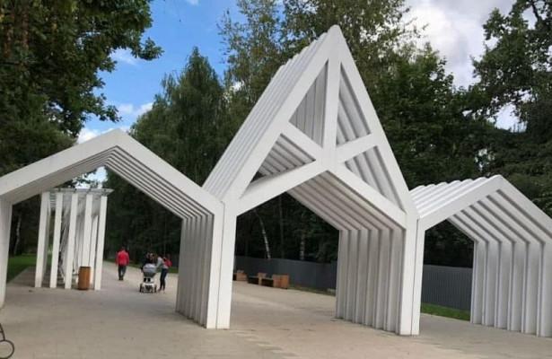 Житель района предложил дополнительно озеленить Лианозовский променад