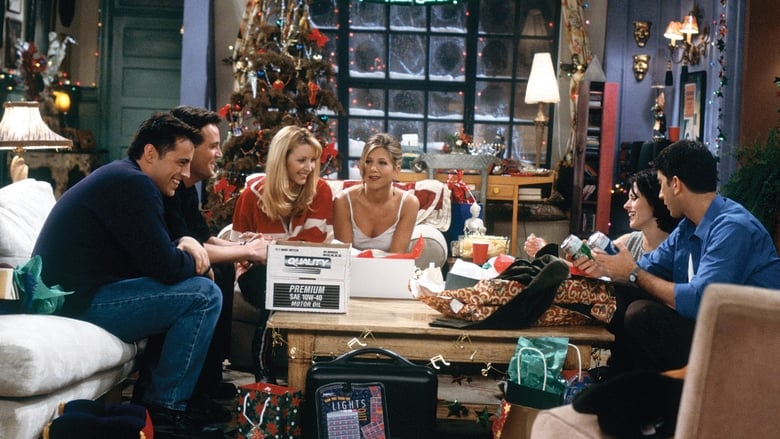 TVZion - Watch Friends season 7 episode 9 S07E09 online free
