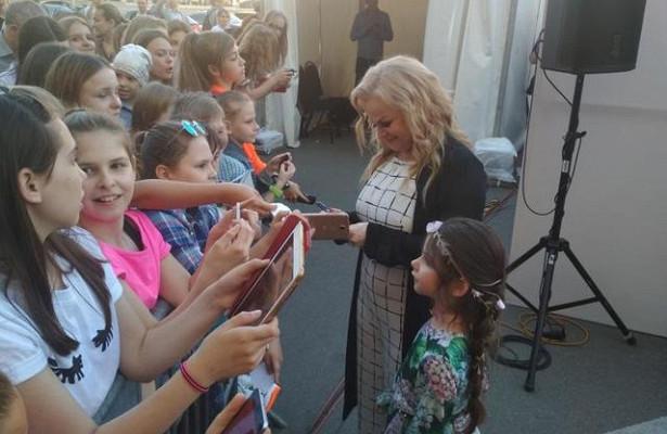 Встолице состоялась торжественная церемония награждения Национальной телевизионной премии «Дайпять!»