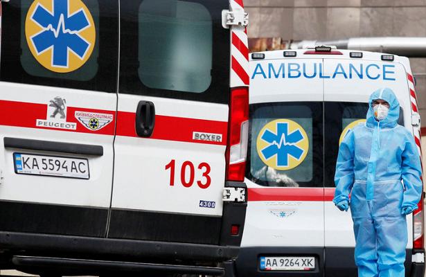 Шесть тысяч новых случаев коронавируса выявили наУкраине