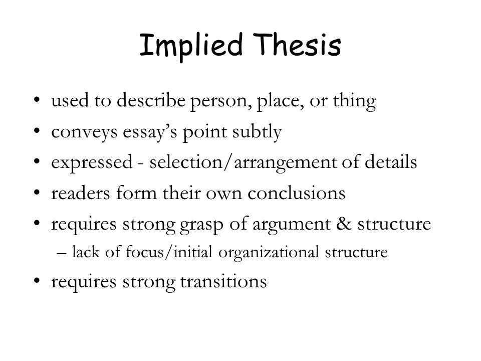 Descriptive Essay Examples - AcademicHelpnet