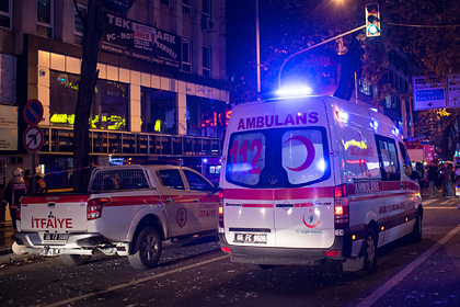 Украинец умер после душа втурецком отеле