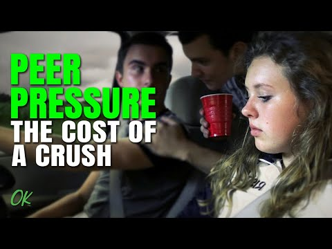 Teenage dating peer pressure