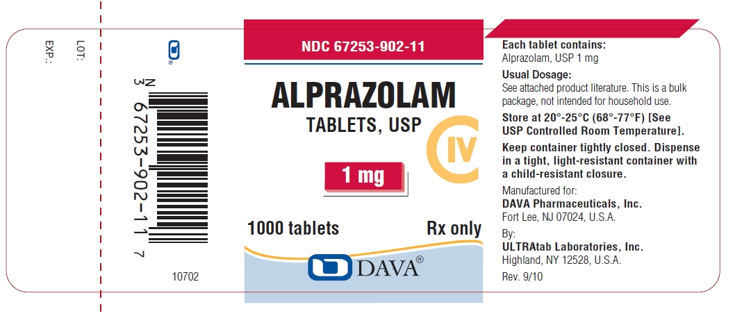 Alprazolam 1 mg normon