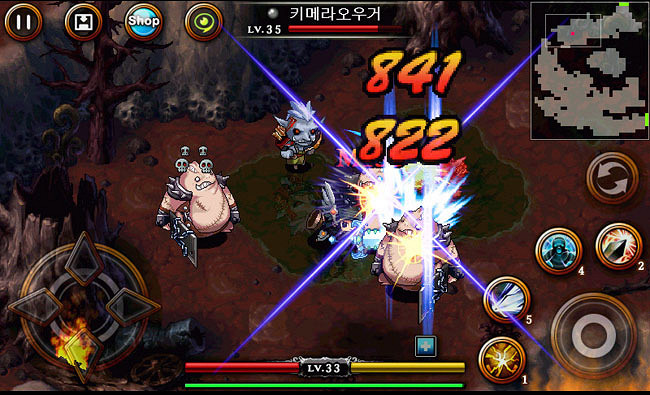 Game ZENONIA S: Rifts In Time APK for Windows Phone
