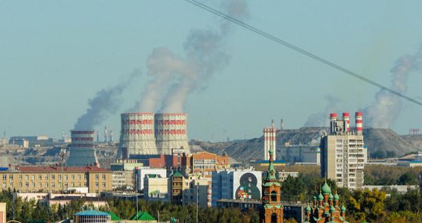 Смог накрыл Челябинскую область
