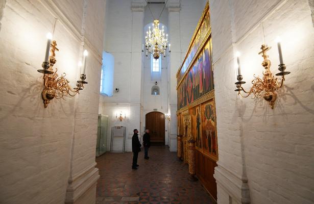Курьер украл икону изхрама вМоскве