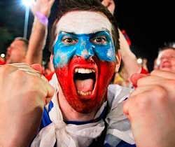 Челябинцы дают интригующие ипикантные обещания вслучае победы России надХорватией