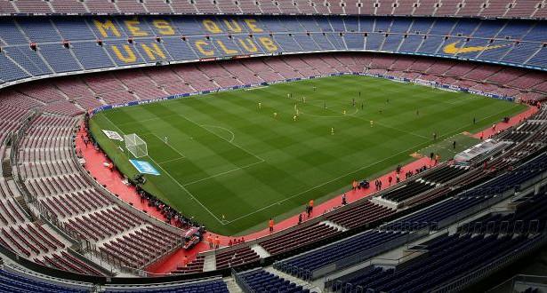 Стадион «Барселоны» превратят вцентр вакцинации отCOVID-19