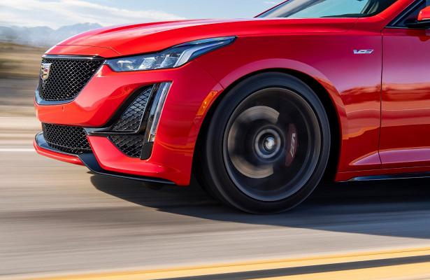 Cadillac представил самую быструю вмире адаптивную подвеску