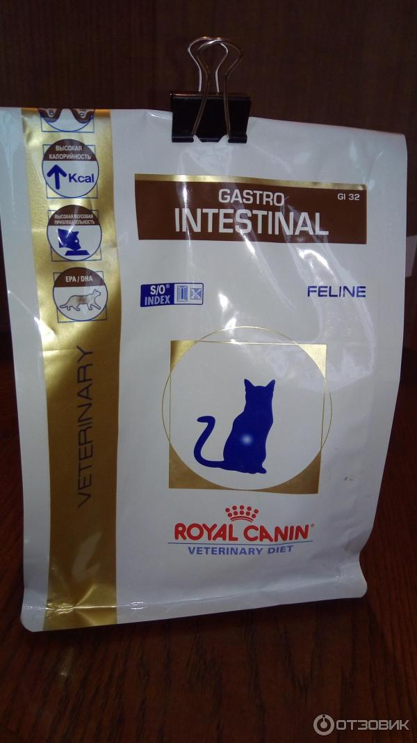 Понос от корм royal canin
