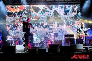 ВПерми прошёл фестиваль «Rock androll-ныйэкстрим. Играем»