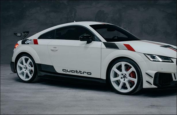 Audi отмечает 40-летие quattro выпуском спецмодели TTRS