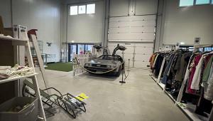 DeLorean из«Назад вбудущее» продают вэстонской комиссионке