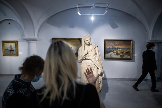 ОБалтийском море, нарядах ичасах: какие калининградские выставки посетить вноябре