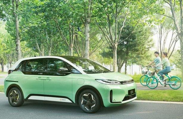 Китайцы выпустили идеальный автомобиль длятаксистов