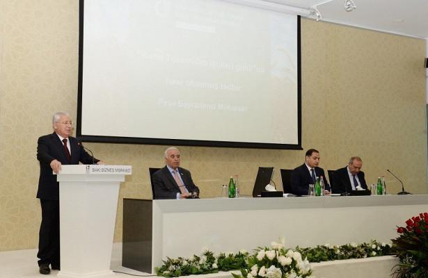 Потенциал агросектора способен повлиять наэкспорт Азербайджана
