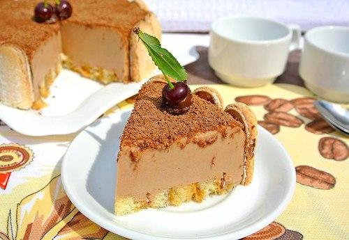 Рецепт как быстро испечь торт