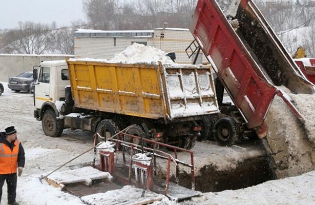 Стало известно, какие улицы очистят отснега вНижнем Новгороде 20февраля