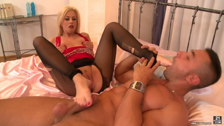 Nylon stocking milf tube