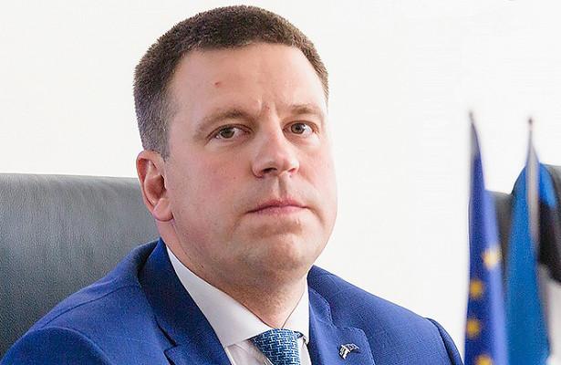 Премьер Эстонии подал вотставку из-закоррупционного скандала