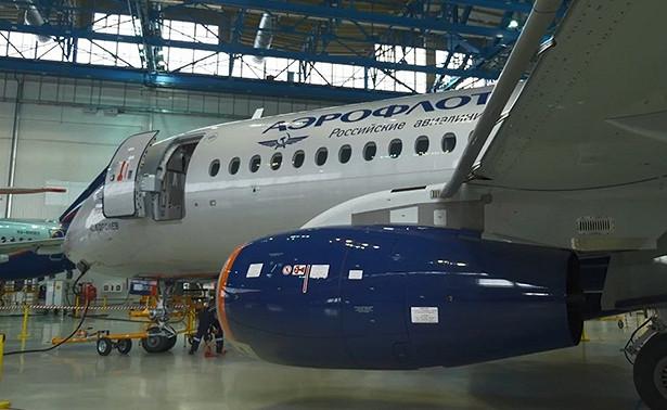 «ПСБЛизинг» начинает поставки самолетов Superjet 100российским заказчикам